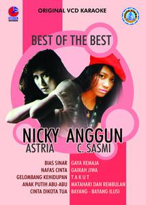 Anggun C Sasmi - Nafas Cinta album