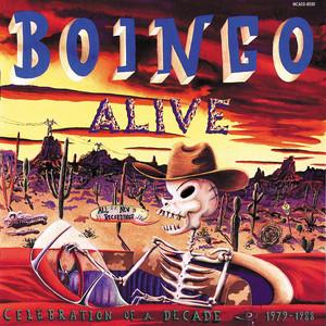 Boingo Alive album