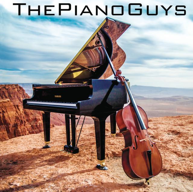 The Piano Guys The Piano Guys album cover