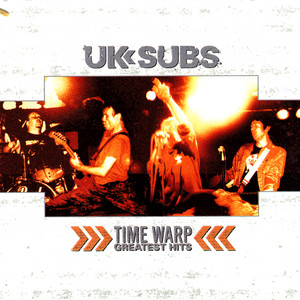 UK Subs Strangle Hold cover