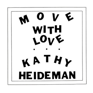 Album cover for More With Love by Kathy Heideman