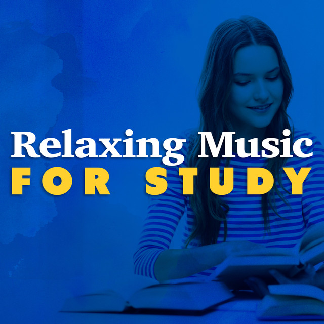 Relaxing Music for Study Albumcover