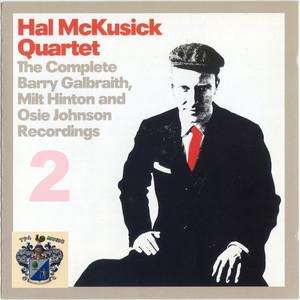 Complete Barry Galbraith, Milt Hinton and Ossie Johnson Recordings Vol. 2 album