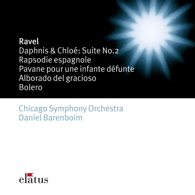 Ravel Bolero A Song By Maurice Ravel Daniel Barenboim Chicago