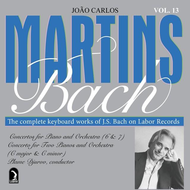 Bach, J.S.: Keyboard Concertos - BWV 1057, 1058, 1050, 1061 Albumcover