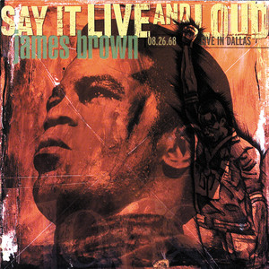 Say It Live And Loud: Live In Dallas 08.26.68 Albumcover