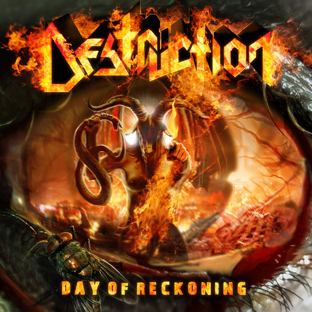 Stand Up And Shout - Bonus Track by Destruction