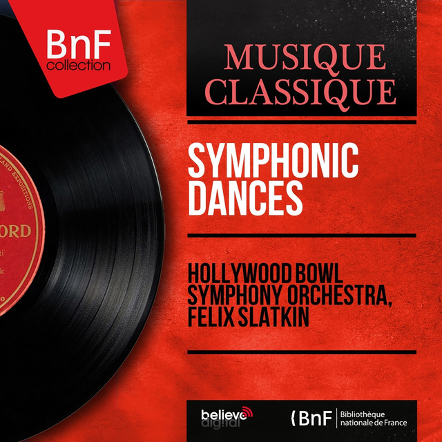 Symphonic Dances (Mono Version) Albumcover