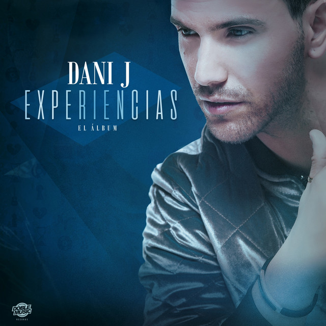 Album cover for Experiencias by Dani J