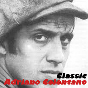 Classic Adriano Celentano Albumcover
