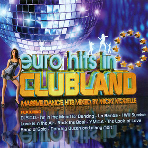 Euro Hits in Clubland album
