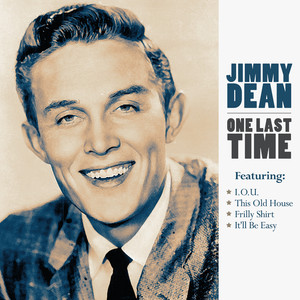 Jimmy Dean This Old House cover