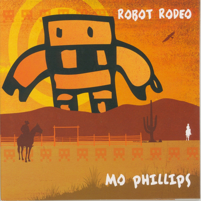 Robot Rodeo by Mo Phillips
