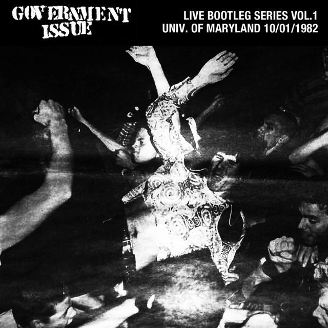 Live Bootleg Series Vol. 1: 10/01/1982 University of Maryland @ Colony Ballroom