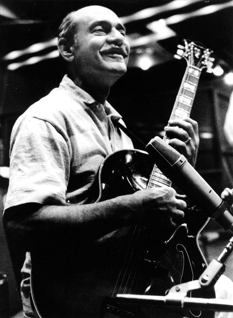 Joe Pass, Lee Konitz Body and Soul cover