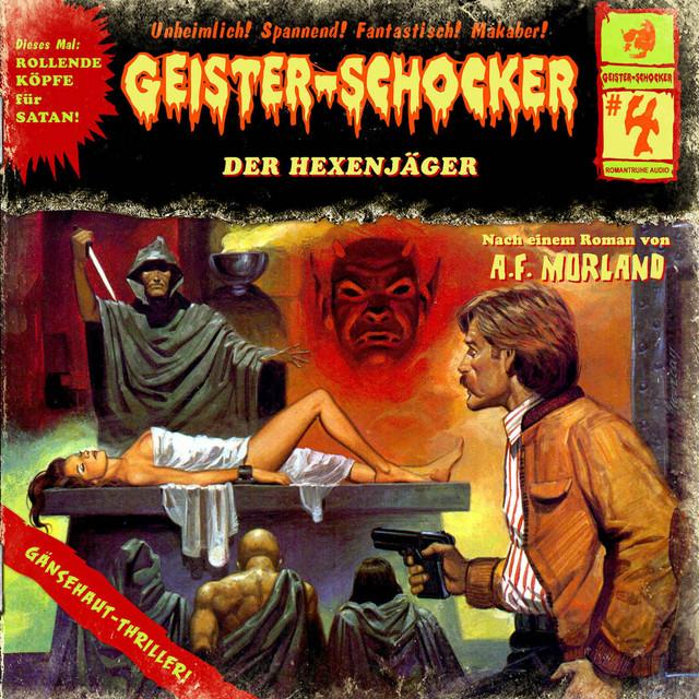 Folge 4: Der Hexenjäger Cover