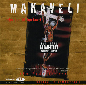 Makaveli, Val Young To Live and Die in L.A. cover
