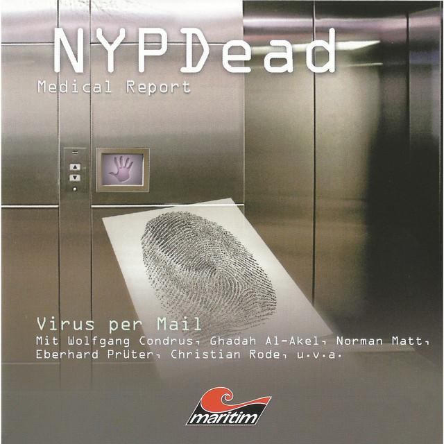 Folge 4: Virus per Mail Cover