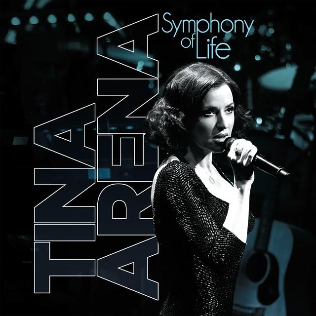 Tina Arena Symphony of Life (Live) album cover