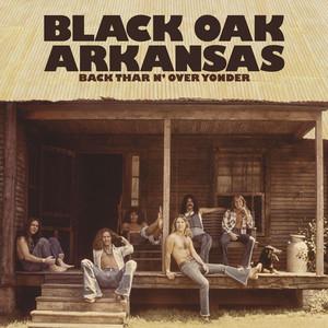 Black Oak Arkansas Jim Dandy cover