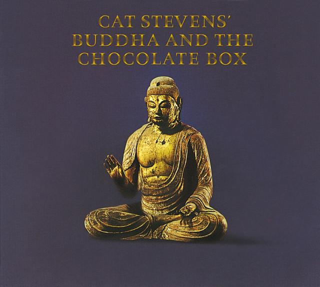 Cat Stevens Buddha and the Chocolate Box album cover