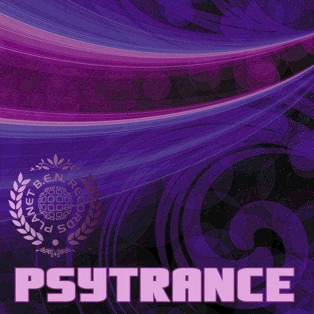 International Psytrance Albumcover