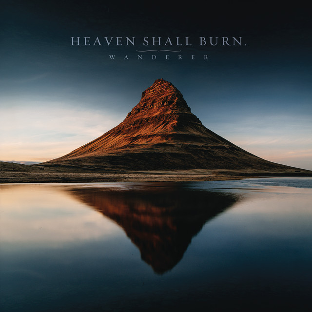 Album cover for Wanderer by Heaven Shall Burn