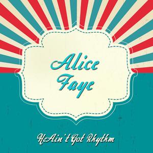 Alice Faye Ragti Me Cowboy Joe cover