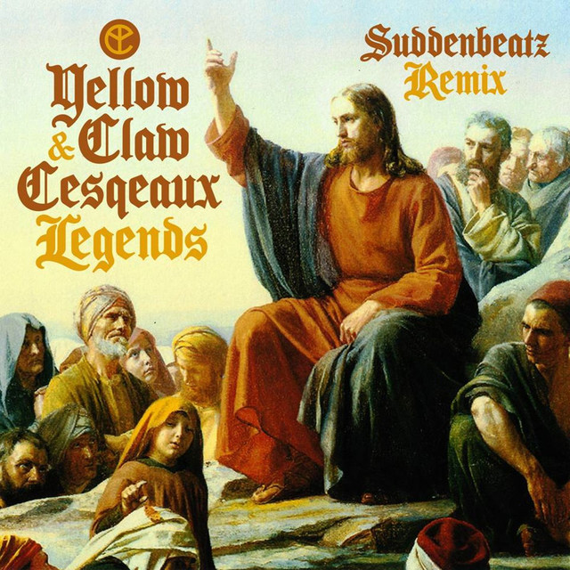 Legends (feat. Kalibwoy) [SuddenBeatz Remix]