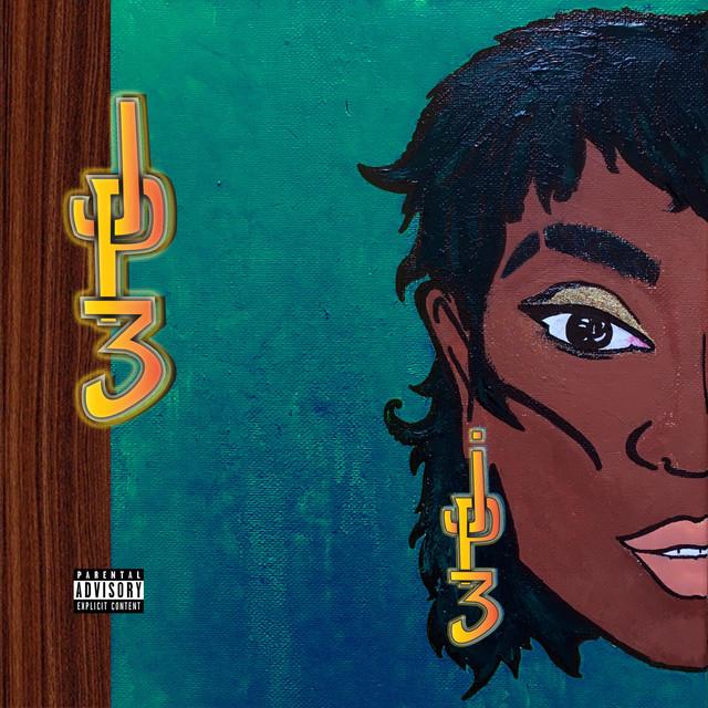 Skivomslag för Junglepussy: JP3