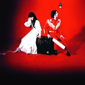 Elephant - White Stripes