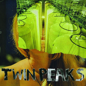 Album cover for Sunken by Twin Peaks