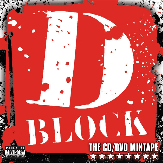 D-Block D-block Cd/dvd Mixtape album cover