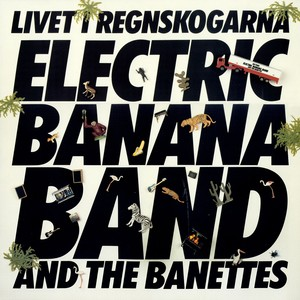 Livet i regnskogarna Albumcover