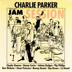Parker, Charlie Shavers, Benny Carter, Johnny Hodges, Flip Phillips, Ben Webster, Oscar Peterson, Barney Kessel, Ray Brown, J.C. Heard What Is This Thing Called Love? - Norman Granz Jam Session cover