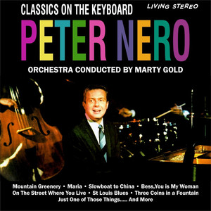 Peter Nero, Marty Gold Orchestra Body and Soul cover