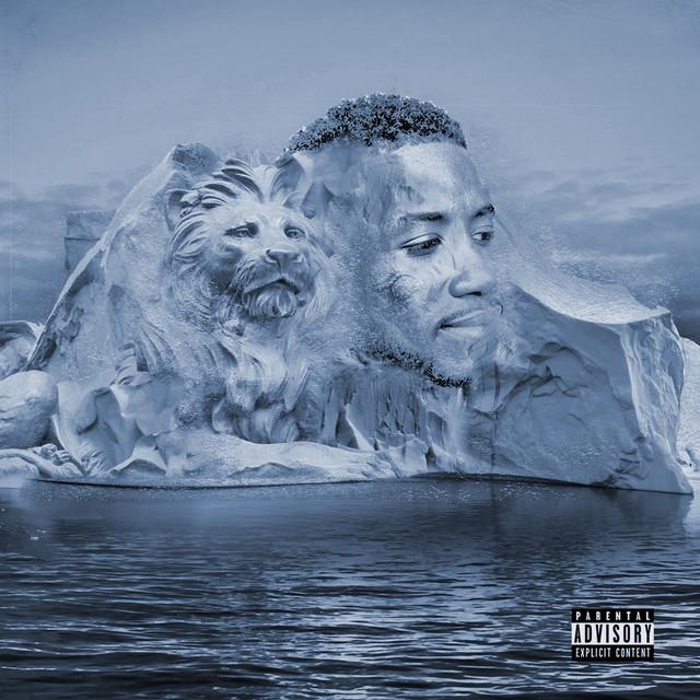 Album cover for El Gato: The Human Glacier by Gucci Mane