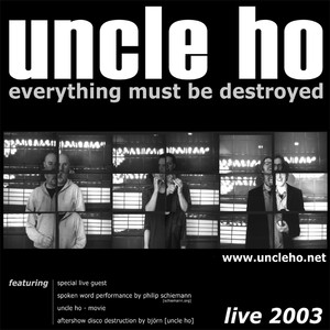 Everything Must Be Destroyed album