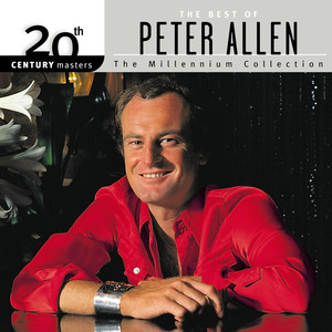 Peter Allen Just a Gigolo cover