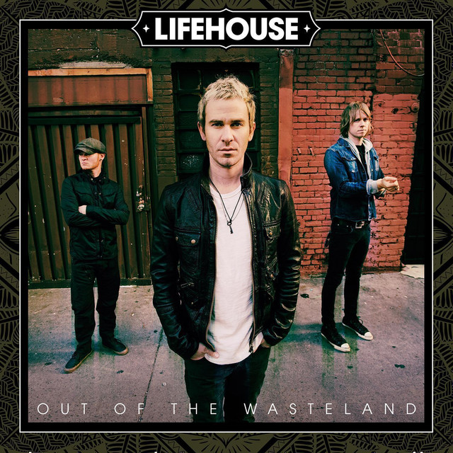 Out of the Wasteland Albumcover