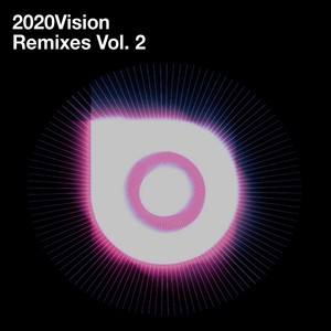 2020Remixes Vol.2 Albumcover