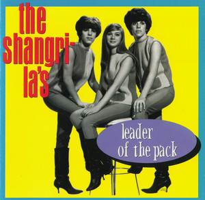 The Shangri-Las Leader of the Pack cover