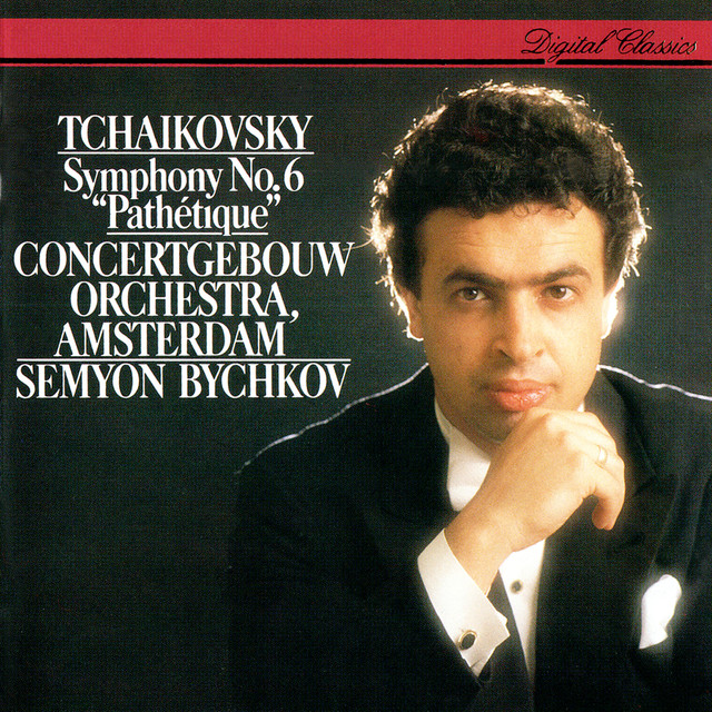 Tchaikovsky: Symphony No. 6 Albumcover