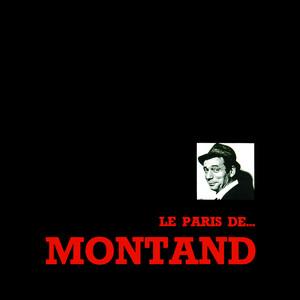 Le Paris de Montand album