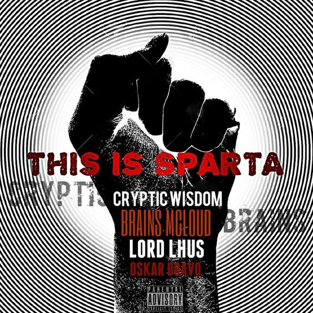 Cryptic Wisdom, Brains Mcloud, Lord Lhus & Oskar Bravo
