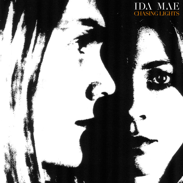 Album cover for Chasing Lights by Ida Mae
