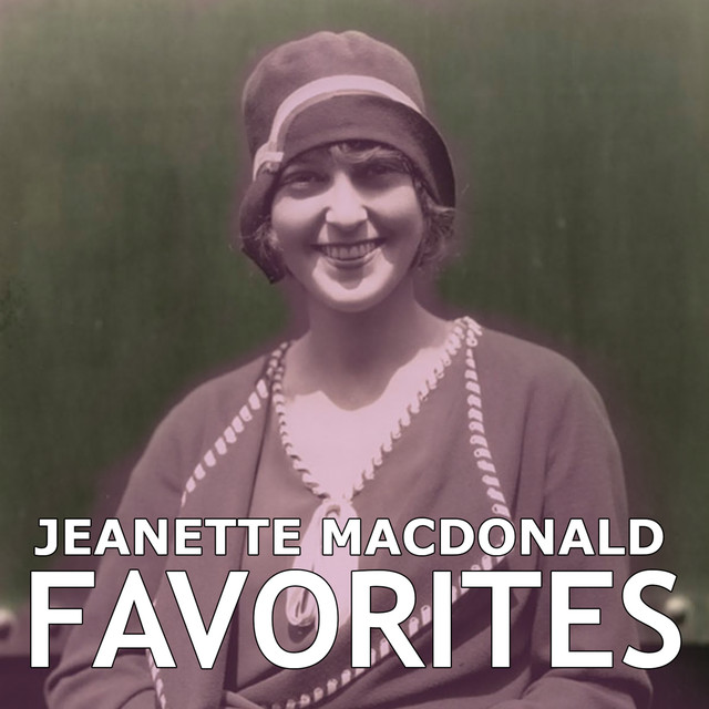 Jeanette MacDonald Jeanette Macdonald Favorites album cover