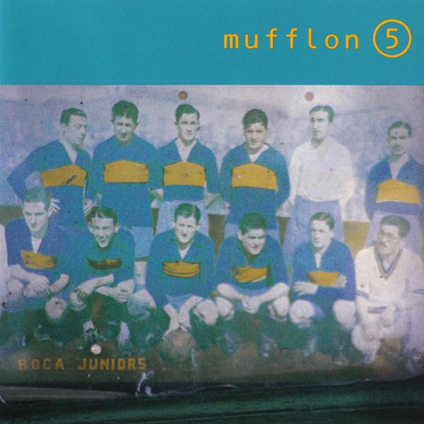 Skivomslag för Mufflon 5: Boca Juniors