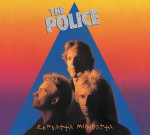 The Police Shadows in the Rain cover