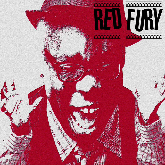 Album cover for Red Fury by Red Fury